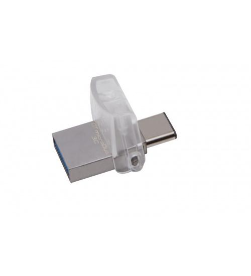 Pen drive 3.0 128gb otg dtduo dtduo3c/128gb kingston