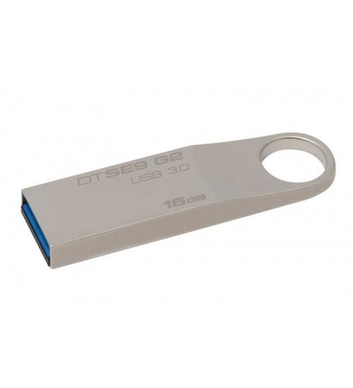 Pen drive 3.0 16gb se9g2 kingston silver