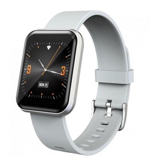 Smartwatch 1,33 touch android/ios lenovo ip67 2.5d glass saturimetro