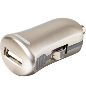 Estuff car Carica batteria 1 usb 1a, gold