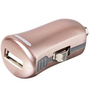 Estuff car Carica batteria 1 usb 1a, rose