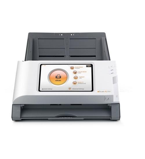 Scanner plustek network scanners escan a280