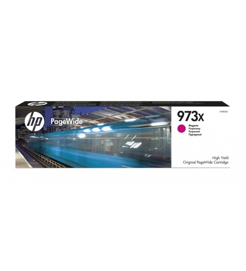 Hp 973x hy magenta pagewide