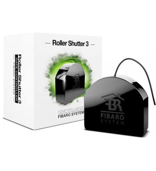 Modulo motor. roller shutter3 fibar z-wave per gestione