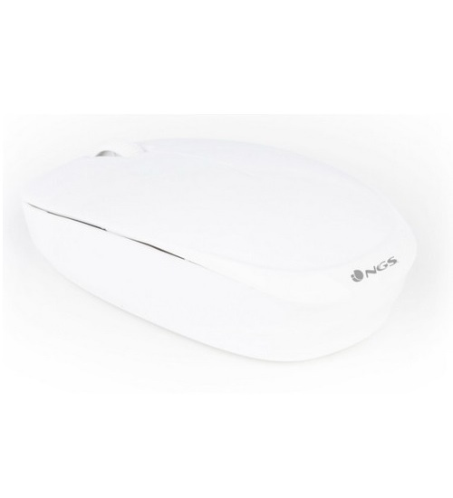 Ngs mouse fog bianco wireless 2.4 ghz 2 tasti+scroll ean 8435430605297