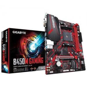 Scheda Madre gigabyte ga-b450m gaming m.atx amd 3th gen.