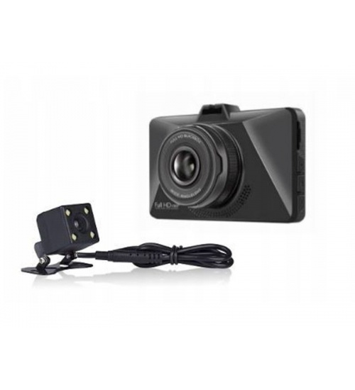 Action camera goclever drive cam fastgo premium auto rear