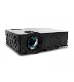 Proiettore goclver cineo focus2 1080p 600:1 hdmi vga led 1300ansi