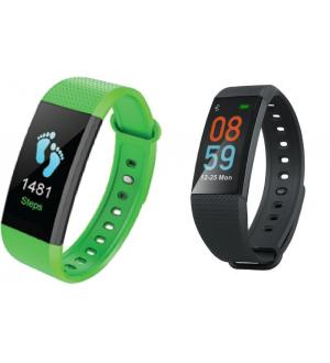Orologio goclever smartwatch smart band maxfit plus