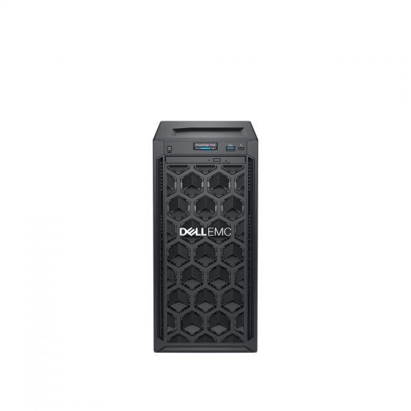 Server dell t140 e-2124 8gb 1tb 3,5 dvdrw h330 sata sas 1yr nbd 290w