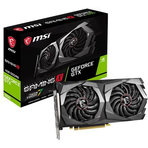 Scheda video msi geforce gtx 1650 d6 gaming x 4gb gddr6