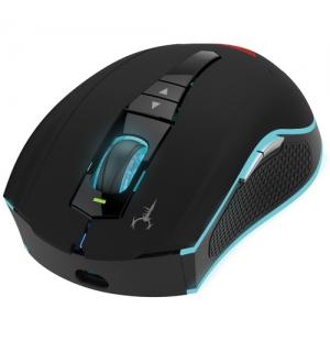 Gamdias mouse gaming hades m1 ottico usb & wireless 10800 dpi
