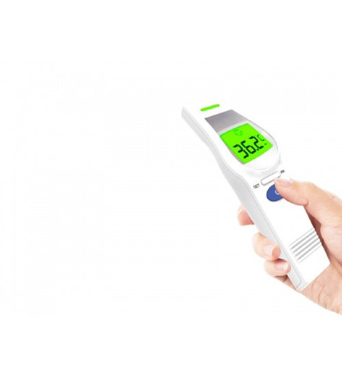 Termometro digitale a infrarossi hc-irdft02 dispositivo medic.ufr106