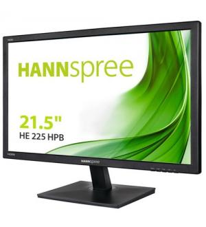 Hanns-g he225hpb 21.5`` 16:9 led 1920*1080 f-hd hdmi vga speaker