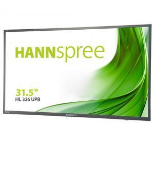 Hanns-g hl326upb 32` 16:9 led 1920*1080 f.hd 178/178 u.wide speakers vesa