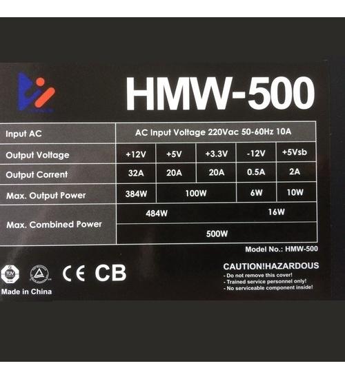 Alimentatore dominium hmw-500 500w