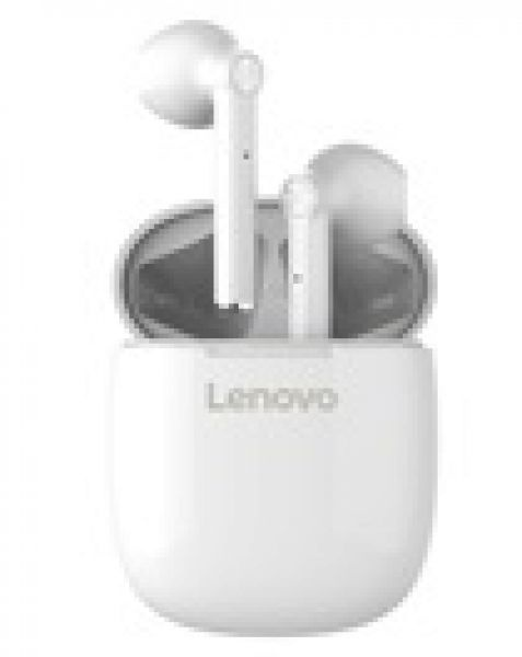 Auricolare bluetooth 5.0 lenovo ipx5 water resistant ht30 white