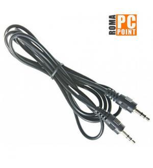Cavo audio stereo jack 3.5 mm m/m 2.5m