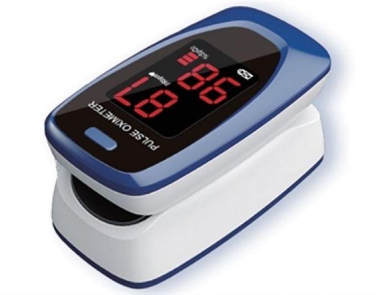 Flussimetro digitale pulsoximetro gima presidio medico sp02