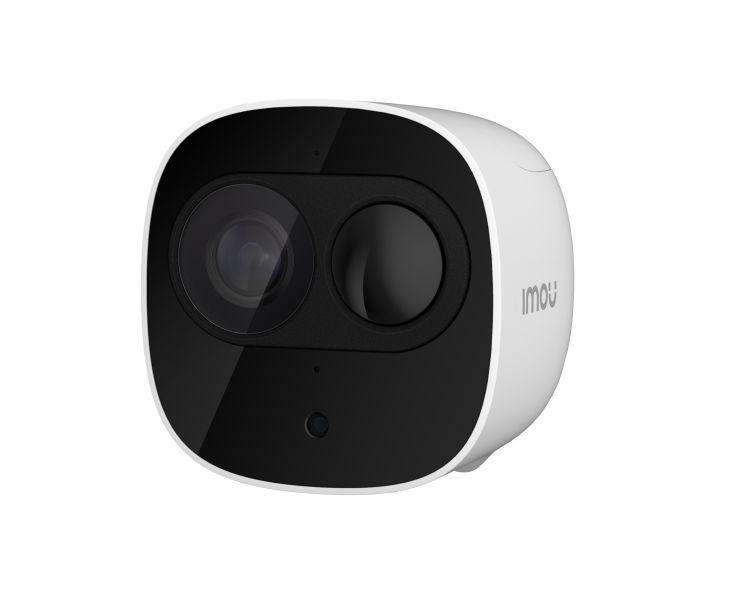Camera bullet cell 2mp led imou 2.8mm/batteria/wifi/mic/speaker