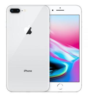 Iphone 8 64gb ricondiz. silver grado a - garanzia 1y/ 3 mesi batt