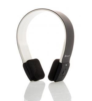 Itek cuffie stereo bluetooth 4.0 con microfono - nero bianco