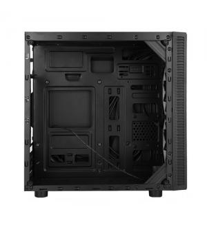 Itek case doucir m2-gaming mini tower usb3 2*12cm rgb fab (mb o ctrl) vetro