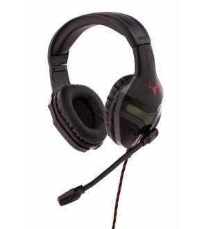 Cuffie gaming taurus h300 - microfono regolabile, controllo volume, 3.5mm plug