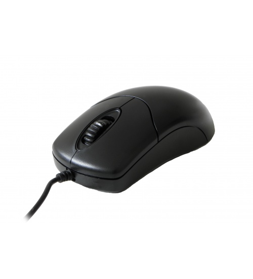 Mouse itek ergonomico 3 tasti scroll usb retail