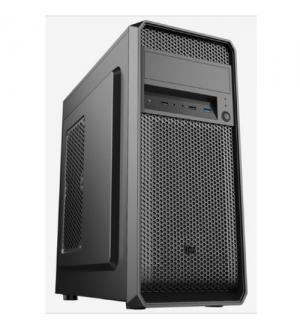 Itek case prime dark middle tower, 500w, usb3.0, 2x12cm ventole