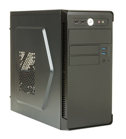 Itek case river - mini tower matx 2usb3 500w