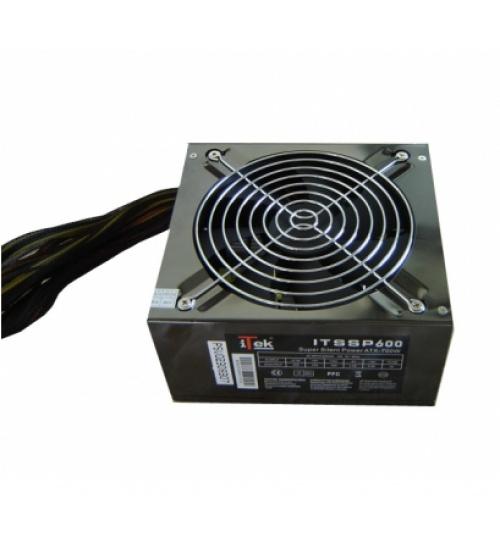 Super silent power 700w - 14cm, 4xsata, 4x4pin, 1pcie, 1fdd