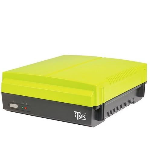 Itek ups genpower 636 - 600va/360w, stand by, led, 2xschuko, interruttore