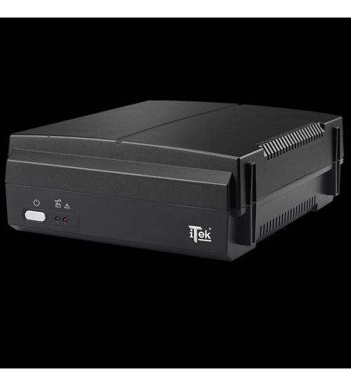 Itek ups genpower 848b - 800va/480w, stand by, led, 2xschuko, interruttore