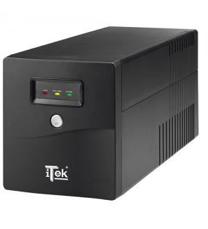 Itek ups walkpower 850 - 850va/480w, line interactive, led, 2xschuko, avr,