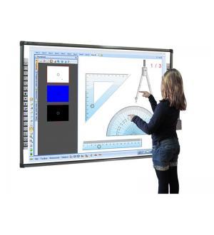 Lim smartmedia 84 iwb-ir16 infraro ssi 16 tocchi  pen tray