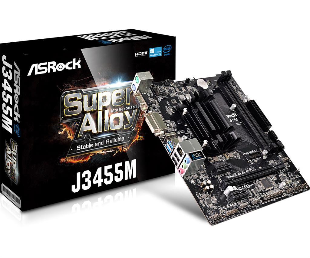 Asrock j3455m super lega