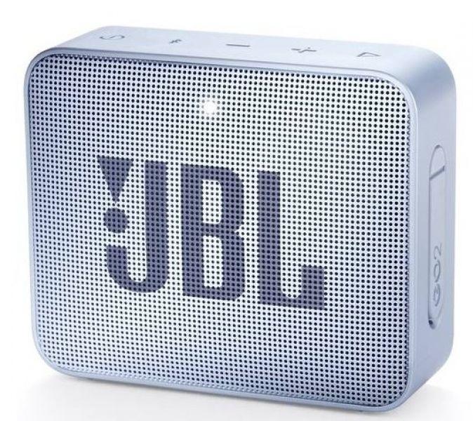 Speaker bluetooth jbl go2 ice cube icecube cyan