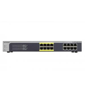 Switch 16p gigabit di cui 8p poe po rack 1u