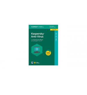 Kaspersky antivirus 1 user renewal 1 year