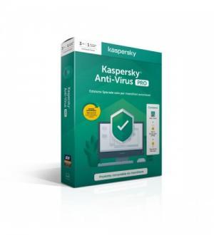 Antivirus 3u 1y 2020 pro kaspersky