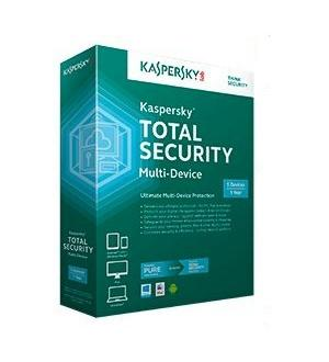 Sw kas total security 1y 3 user italiano