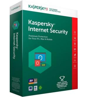 Kaspersky lab internet security 2019 full license 1 licenza 1 anno ita
