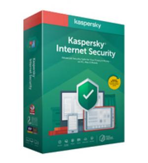 Licenza kaspersky lab internet security 2020 base 1 anno / i