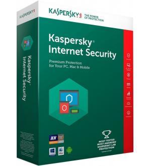 Kaspersky internet security 3 dispositivi 1 anno