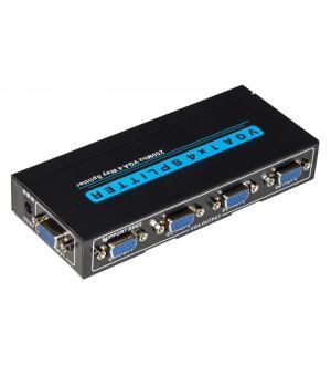 Splitter vga 4 vie 250 mhz link