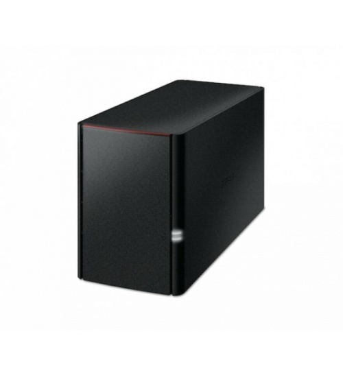 Nas buffalo 2tb linkstation 220 2x1 tb 1xgigabit raid 0/1