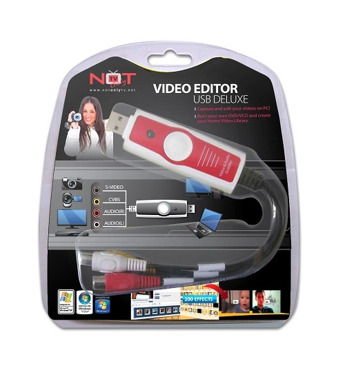Not only tv lv5edlx usb video editor