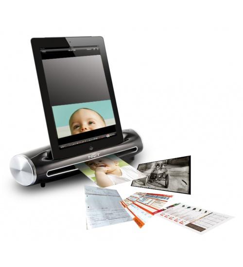 Not only lviscanb scanner nero x ipad