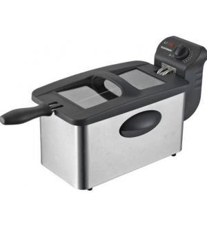 Friggitrice 3,5 litri acciaio 2000w